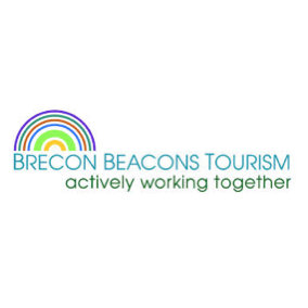 Brecon Beacons Tourism logo Visit Forest of Dean