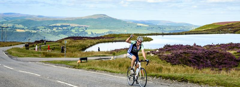 Cycling in the Brecon Beacons National Park